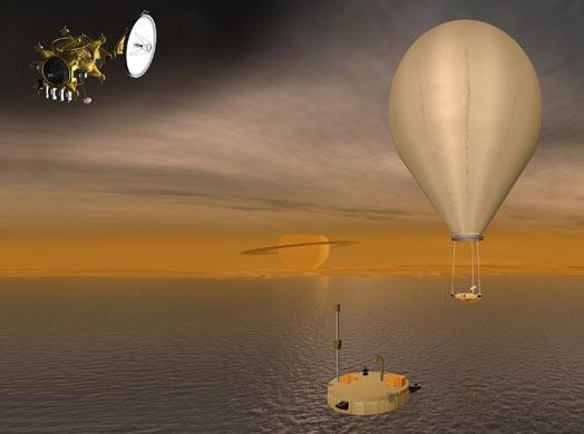 La NASA y la ESA priorizan las misiones a los planetas exteriores